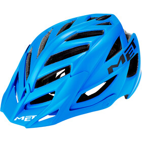 MET Terra Helmet matt blue/black